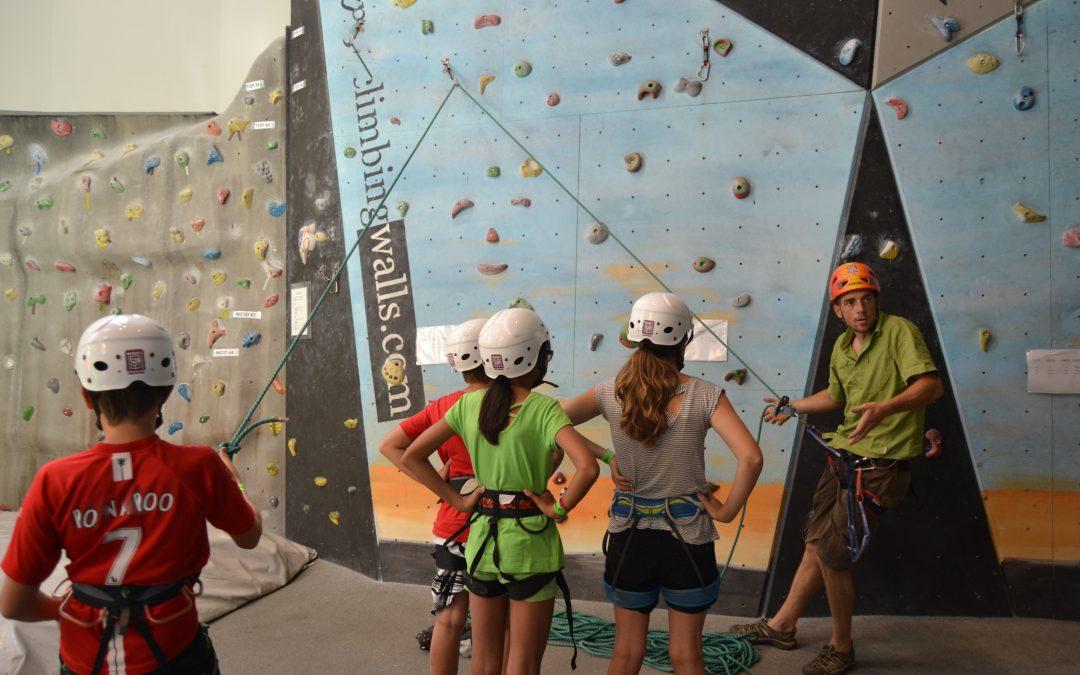 Estudio de siniestralidad y percepción del riesgo en Rocódromos y Salas de escalada