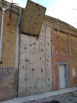 inspección rocódromo abogado siniestro escalada abogado accidente colchoneta Boulder caída escalada sala