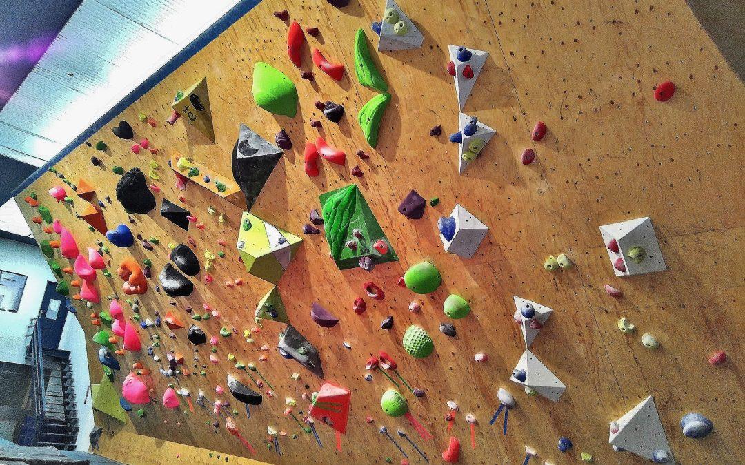 Hecho a medida para crear comunidad entre escaladores
